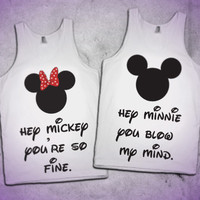 Hey Mickey, Hey Minnie