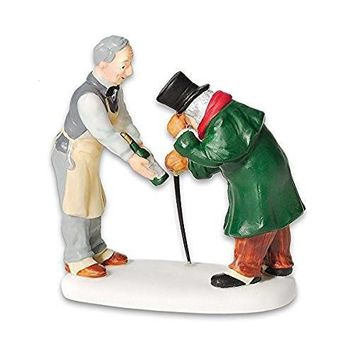 Department 56 Dickens' Village Series? Our Best Vintage, Sir