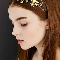 Starry Night Headband- Gold One