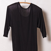 Draped Pocket Dolman