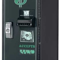 AC1001 Change/Token Machine - Dual Hopper $1, $2, $5, $10, and $20