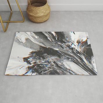 Purity Rug by duckyb