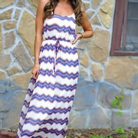 Like Harmony Maxi Dress: Off White | Hope's