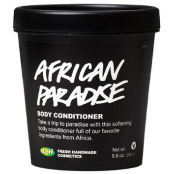 African Paradise Body Conditioner