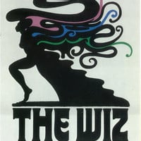 The Wiz 11x17 Broadway Show Poster (1975)