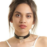 Knocker Bondage Choker