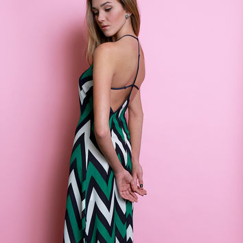 South Hampton Maxi Dress
