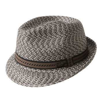 Bailey Mannes Braid Straw Fedora