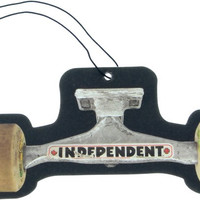 Independent BTG Truck Air Freshener Black
