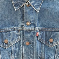Vintage Levi's '70s Two Pocket Denim Trucker Jacket | Urban Outfitters