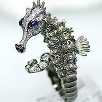The Seahorse Ring