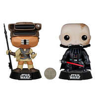 Star Wars Pop Vinyl Figures