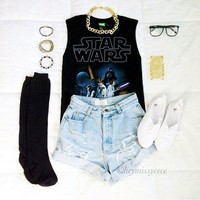 Star Wars™ Poster Muscle Tee