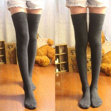 Thigh High Socks  Girl's Hosiery