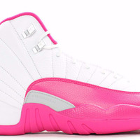 Jordan 12 Valentine's Day Dynamic Pink 2016 Retro (GS)
