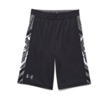 Under Armour Boys' UA Lacrosse Knit Shorts