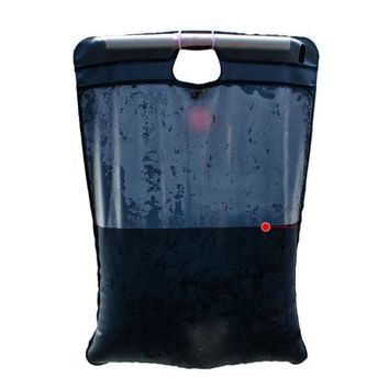 20L Portable Camping Design Solar Heated Shower Outdoor Hiking Water Bathing PVC Bag