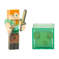 Minecraft Series #3 Alex Action Figure