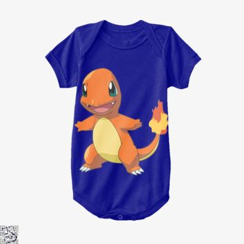 Charmander, Pokemon Baby Onesuit