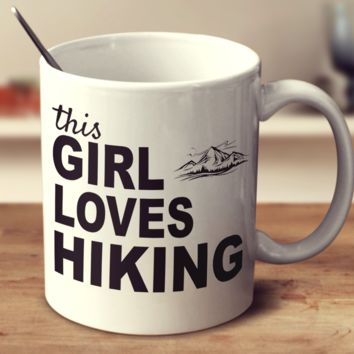 This Girl Loves Hiking