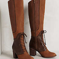 Anthropologie - Tara Saddle Boots