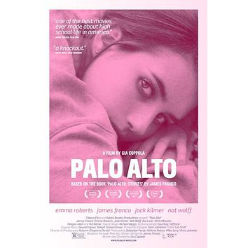 Palo Alto 27x40 Movie Poster (2014)