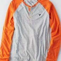 AEO Men's Thermal Henley