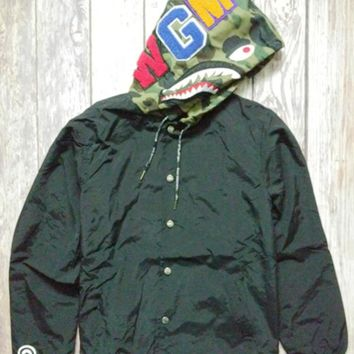 Camouflage Couple Casual Windbreaker Jacket [211445088268]