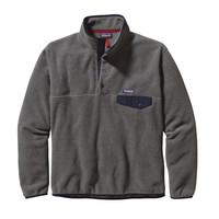 PATAGONIA MEN'S LIGHTWEIGHT PULL OVER SYNCHLLA