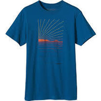 Patagonia Waves Rolling Boys T
