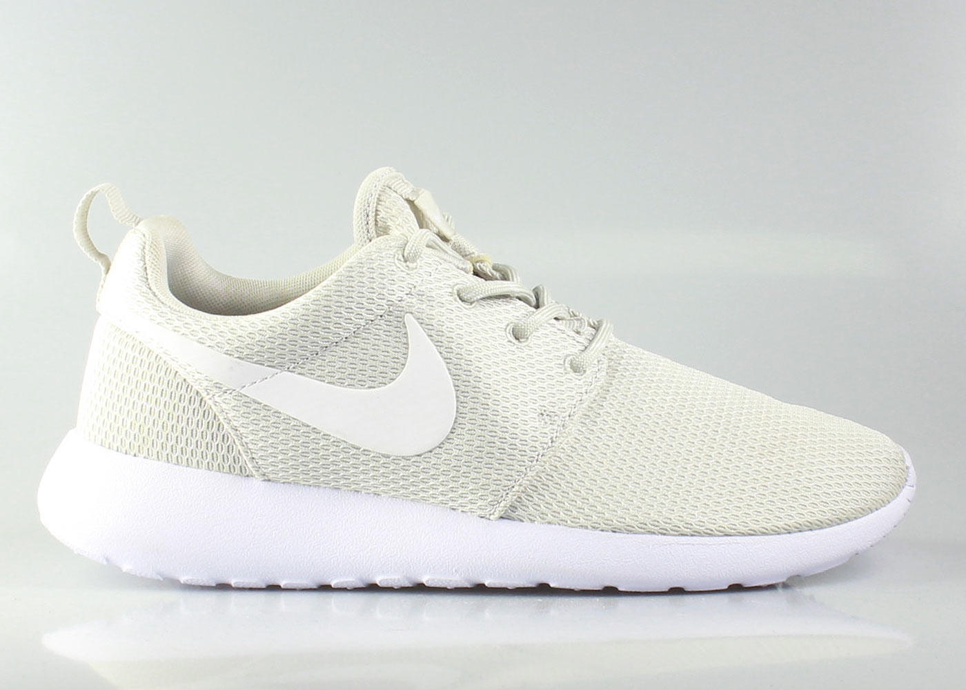 Nike Women s Roshe Run Light Bone from KickzStore  c2b764da8af5