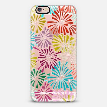 firework flower party transparent iPhone 6s case by Sharon Turner   Casetify
