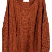 Oversized Pullover Sweater from Seek Vintage