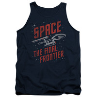 STAR TREK/SPACE TRAVEL-ADULT TANK-NAVY