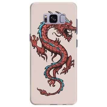 chinese dragon Samsung Galaxy S8 Plus