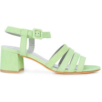 Maryam Nassir Zadeh Strappy Block Heel Sandals - Farfetch
