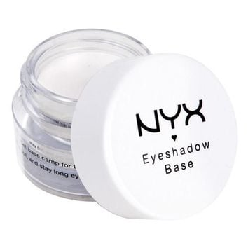 NYX - Eyeshadow Base - White - ESB01