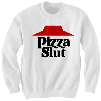 Pizza Shirt Sweatshirt Sweater Jumper - from FashionRescueMission