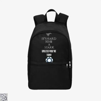 Tony Stark Game Of Thrones, Game of Thrones Backpack