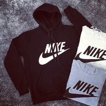 DCCK7XP NIKE' Fashion Print Hoodie Sweatshirt Sweater
