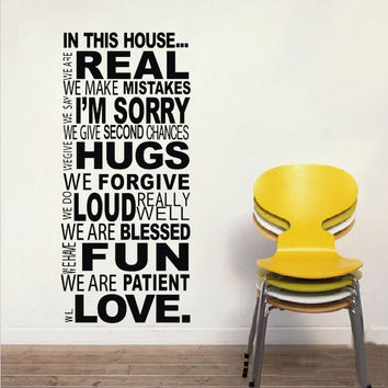 Creative Decoration In House Wall Sticker. = 4799006788