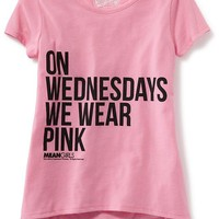 "Old Navy Girls Licensed Mean Girls""¢ Tee"