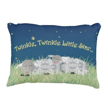 Twinkle Twinkle Little Star Sleeping Sheep