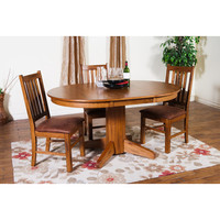 Sunny Designs Sedona Collection Four Piece Dining Set