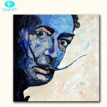 Print Oil Painting Salvador Dali Still life abstract Home Decorative Wall Art Picture For Living Room painting no frame