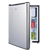 2.7 Cu ft. Refrigerator - Faux Stainless Steel - Kmart