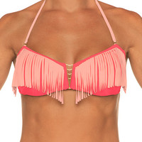 B Swim Love Bird Colorblock - Vendetta Bandeau Top