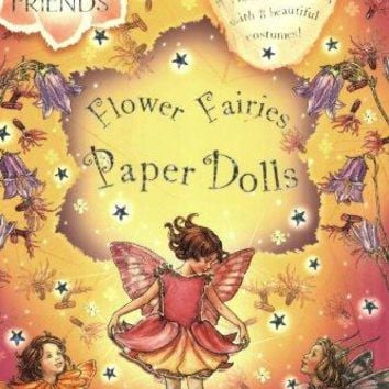 Flower Fairies Paper Dolls (Flower Fairies Friends)
