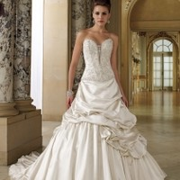 Pick-up Wedding Dresses - DressesPlaza