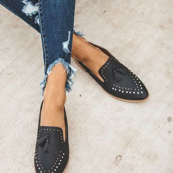 Adline Studded Loafer
